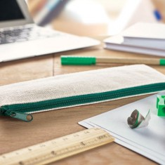 Wooden Pencil Case Set