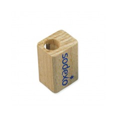 Wooden Pencil Sharpener - Single