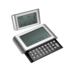 World Time Clock and Calculator