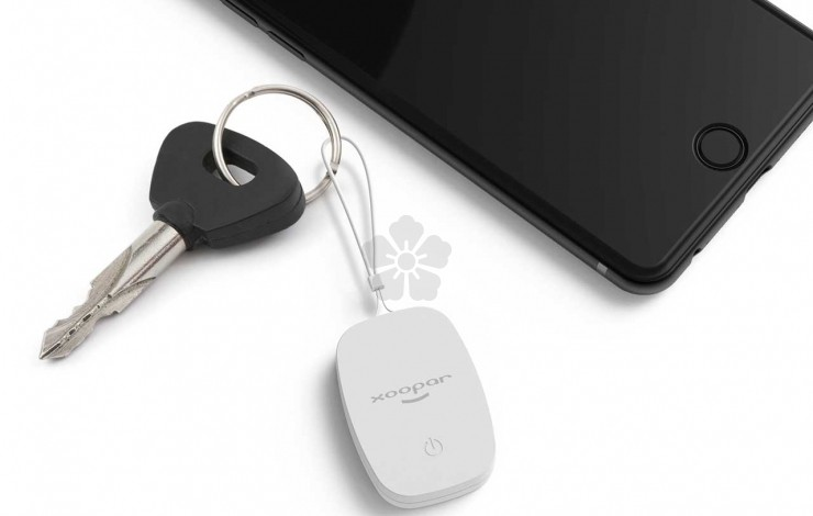 Xoopar Bluetooth Tracker