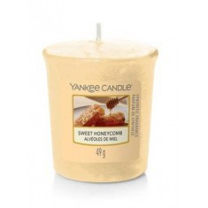 Yankee Votive Candle - Sweet Honeycomb