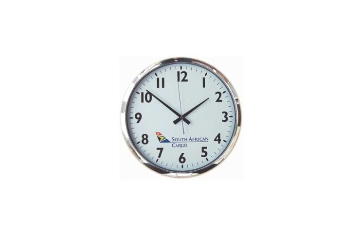 Domed Wall Clock